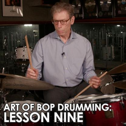 09: Selecting Cymbals for Jazz Styles