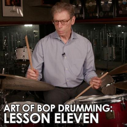 11: Finding the Sweet Spot on the Cymbal