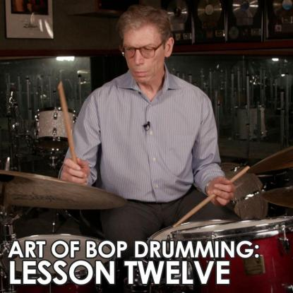 12: Techniques for Getting Great Cymbal Sounds