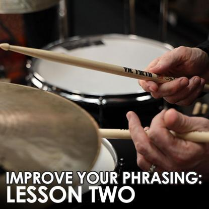 Phrasing Series - Lesson 2