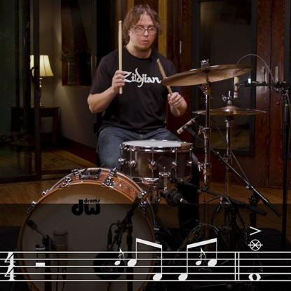 Lesson Twelve: Drum Fills and the Flam