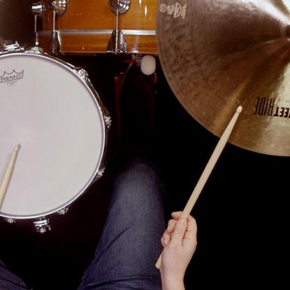 Lesson Thirteen: The Ride Cymbal