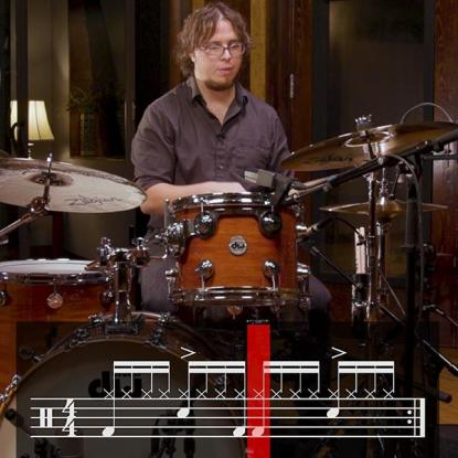 Lesson Twenty: 16th Note Ride Pattern, Musical Song Form