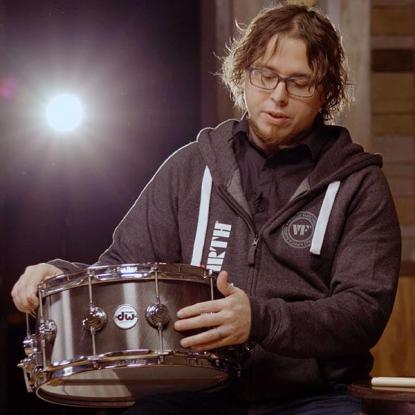Lesson Five: Introducing The Snare Drum
