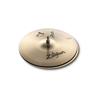 A Zildjian New Beat HiHats