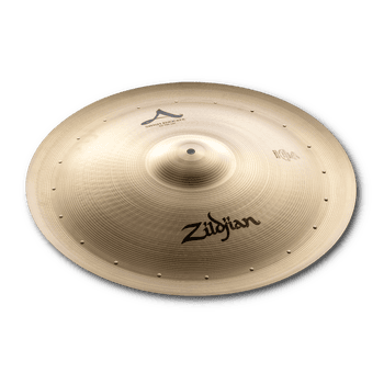 "22"" A Zildjian Swish Knocker w/ 20 Rivets"