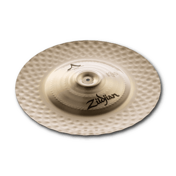 A Zildjian Ultra Hammered Chinas