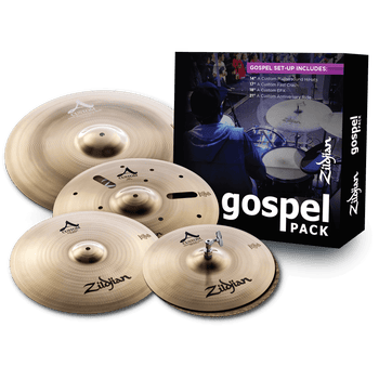 A Custom Gospel Cymbal Pack