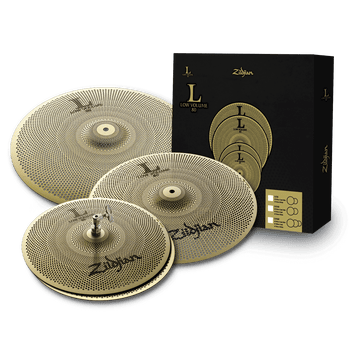 L80 Low Volume Cymbal Pack – 14/16/18""