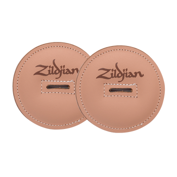 Russet Leather Cymbal Pads (Pair)