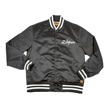 Limited Edition Zildjian Nylon Varsity Jacket