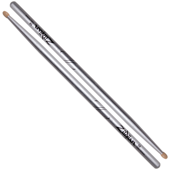 5A Chroma Silver Drumsticks