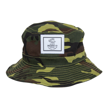 Limited Edition Zildjian Camo Bucket Hat