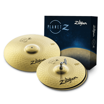 Planet Z Fundamentals Cymbal Pack