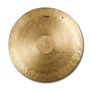 Wind Gong - Etched Logo